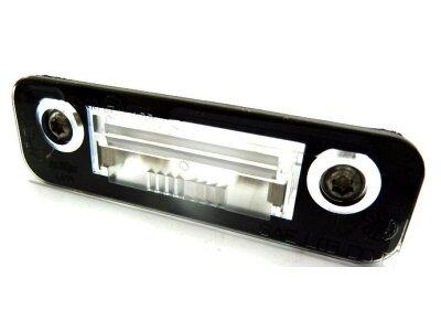 Osvetlitev registrske tablice Ford Fiesta 05-08
