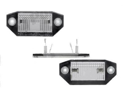 Osvetlitev registrske tablice Ford Mondeo 00-07