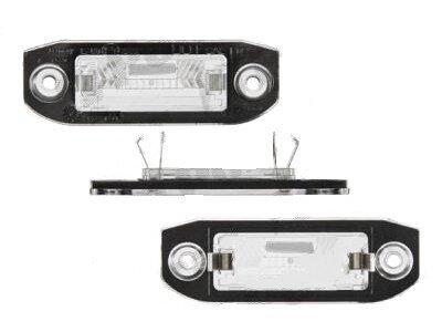 Osvetlitev registrske tablice Volvo C30 06-