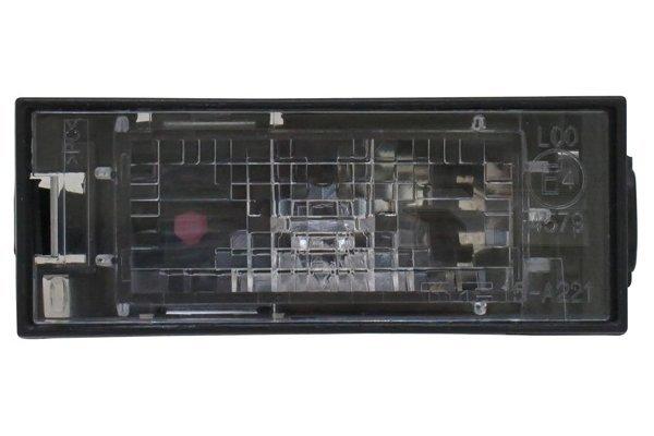Osvetlitev tablice 605595-7 - Renault Megane 02-16