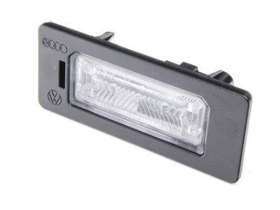 Osvetlitev tablice Audi A1 10-15
