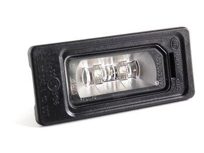 Osvetlitev tablice Audi A3 12-, LED
