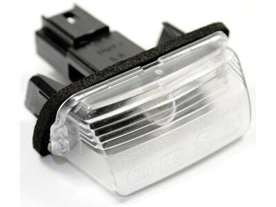 Osvetlitev tablice Citroen DS4 11-