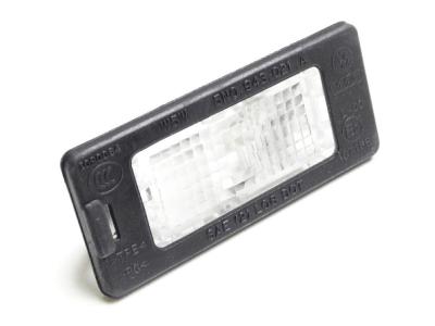 Osvetlitev tablice Škoda Octavia 13-