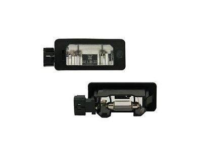 Osvetljenje registarske tablice BMW X6 08-