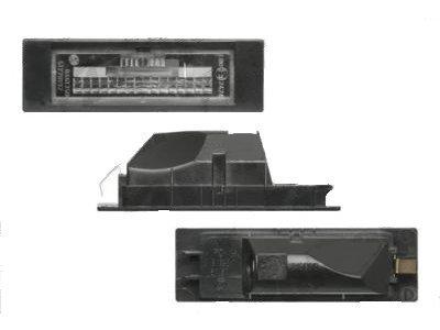 Osvetljenje registarske tablice Fiat Croma 05-10