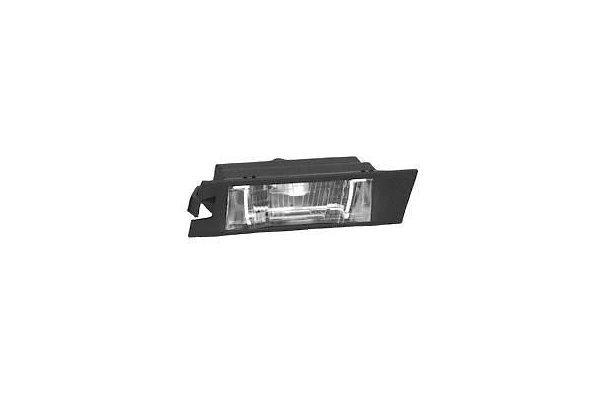 Osvetljenje registarske tablice Fiat Punto 99-