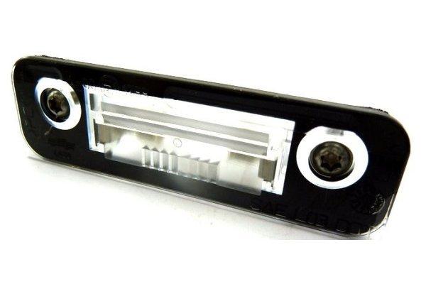 Osvetljenje registarske tablice Ford Fiesta 05-08
