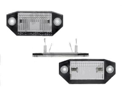 Osvetljenje registarske tablice Ford Mondeo 00-07