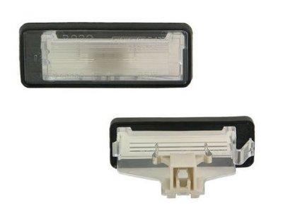 Osvetljenje registarske tablice Lancia Dedra 89-99
