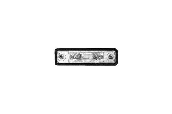 Osvetljenje registarske tablice Opel Zafira A 99-05