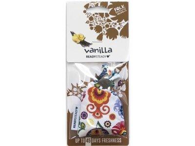 Osvežilec zraka Ready Steady (mošnjiček)  Vanilla