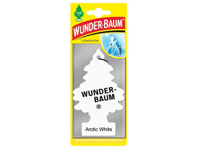 Osvežilec zraka Wunder-Baum Smrečica - Arctic White