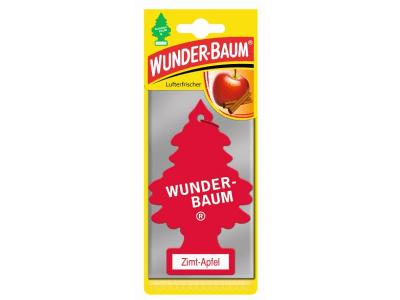 Osvežilec zraka Wunder-Baum smrečica (jabolko/cimet)