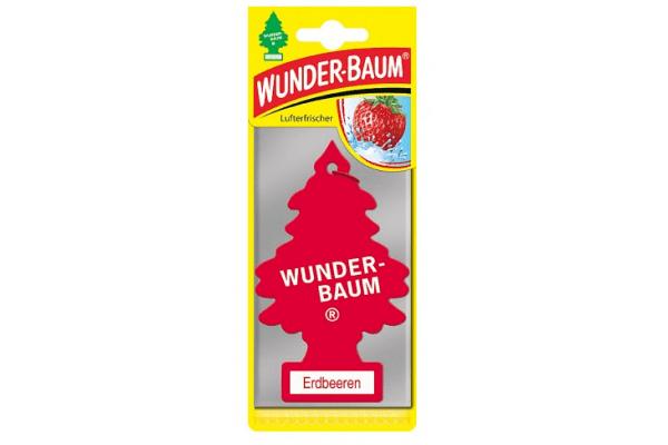 Osvežilec zraka Wunder-Baum smrečica (jagoda)