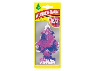 Osvežilec zraka Wunder-Baum Smrečica - Jagodičevje
