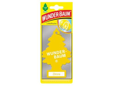 Osvežilec zraka Wunder-Baum smrečica (limona)