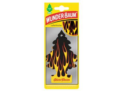 Osvežilec zraka Wunder-Baum smrečica (plamen citrusov)