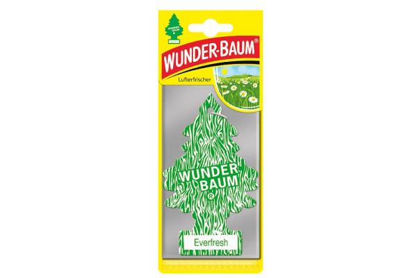 Osvežilec zraka Wunder-Baum smrečica (poletna svežina)