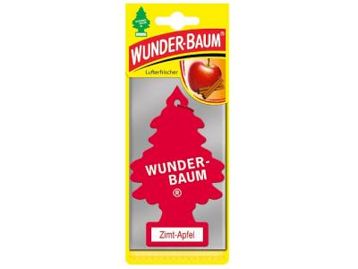 Osvežilec zraka Wunder-Baum Smrečica - Rdeče jabolko
