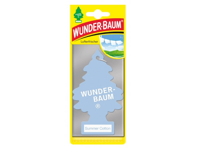 Osvežilec zraka Wunder-Baum Smrečica - Summer Cotton