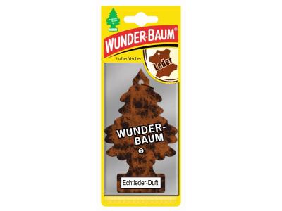 Osvežilec zraka Wunder-Baum smrečica (usnje)