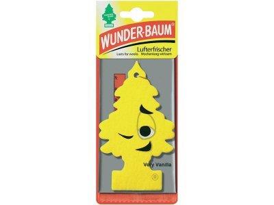 Osvežilec zraka Wunder-Baum Smrečica - Very Vanilla