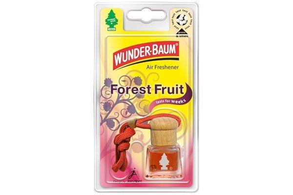 Osvežilec zraka Wunder-Baum Steklenička - Gozdni sadeži