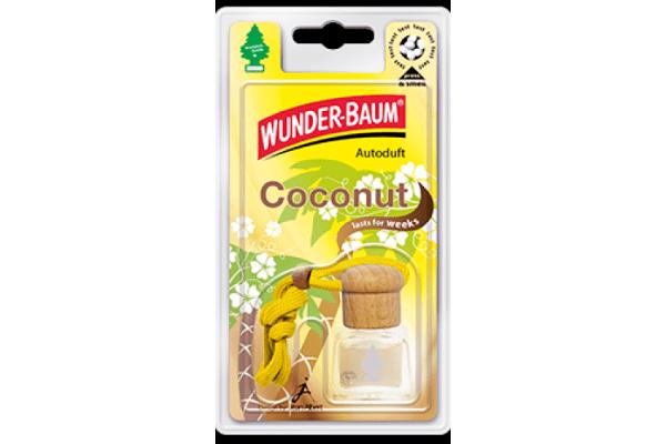 Osvežilec zraka Wunder-Baum Steklenička - Kokos