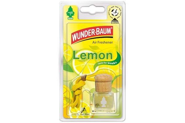Osvežilec zraka Wunder-Baum Steklenička - Limona