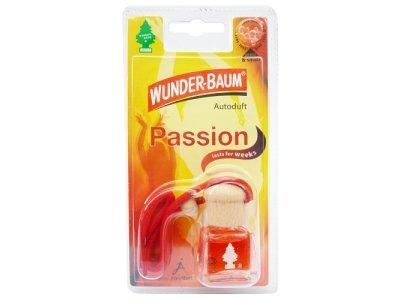 Osvežilec zraka Wunder-Baum Steklenička - Pasjonka