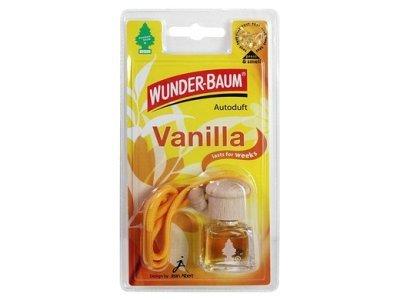 Osvežilec zraka Wunder-Baum Steklenička - Vanilija