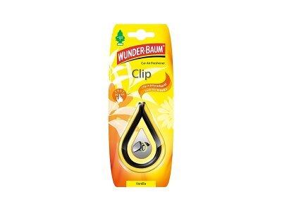 Osveživač vazduha Wunder-Baum Clip - Vanila