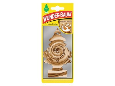 Osveživač vazduha Wunder-Baum jelkica (topljena karamela)