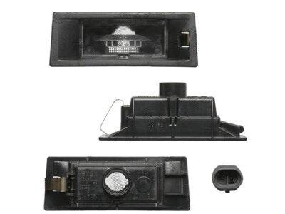 Osvjetljenje registarske tablice Fiat Bravo/Bravo 95-