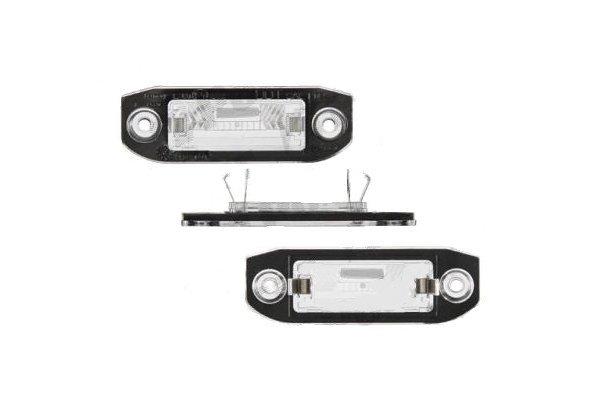 Osvjetljenje registarske tablice Volvo C30 06-