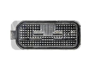 Osvjetljenje registracijske tablice Jaguar XJ 09-, crna