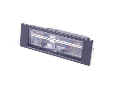 Osvjetljenje tablice BMW Serije 1 04-13