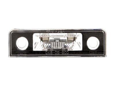 Osvjetljenje tablice Škoda Octavia 04-12