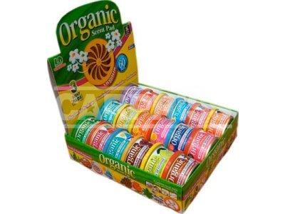 Osvježivač zraka Carpriss - Organic, 18 komada