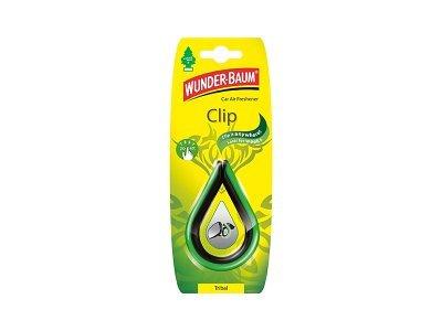 Osvježivač zraka Wunder-Baum Clip - Tribal