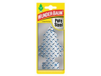 Osvježivač zraka Wunder-Baum drvce (čisti čelik)