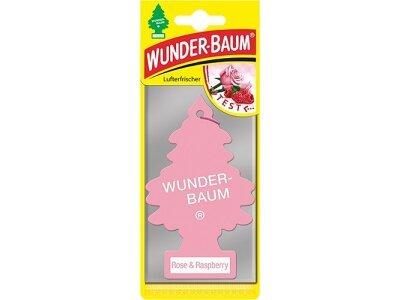 Osvježivač zraka Wunder-Baum drvce (ruža/malina)