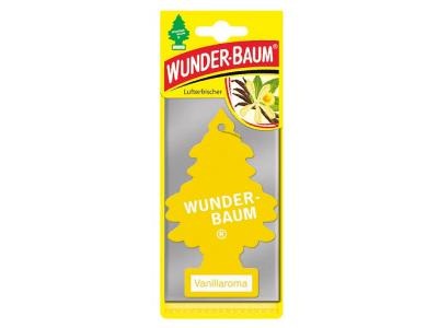osvježivač zraka Wunder-Baum drvce - Vanilija