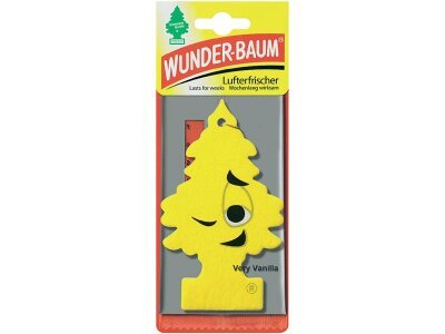 Osvježivač zraka Wunder-Baum Drvce - Very Vanilla