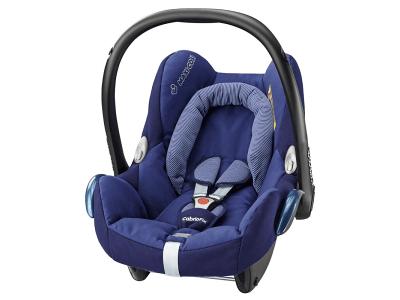 Otroški avtomobilski sedež Maxi-cosi CabrioFix, 0-13 kg, modra