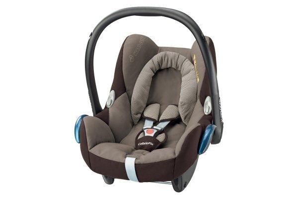 Otroški avtomobilski sedež Maxi-cosi CabrioFix 0-13 kg, rjava