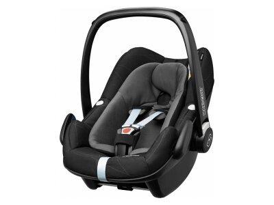 Otroški avtomobilski sedež Maxi-cosi PLUS Black Daimond  0-13 kg, črna