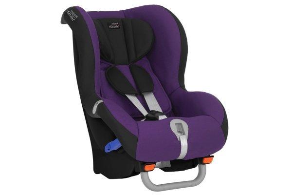 Otroški avtomobilski sedež Romer Max-way 9-18 kg, vijola