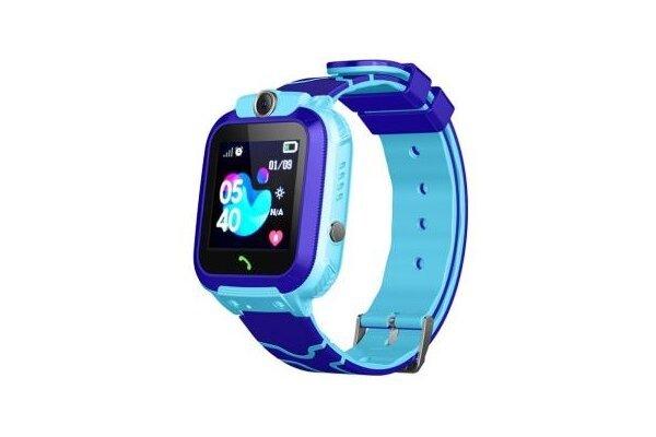 Pametna ura za otroke Q12, LBS + GPS, SOS tipka, Geo Fence, Klici, SMS